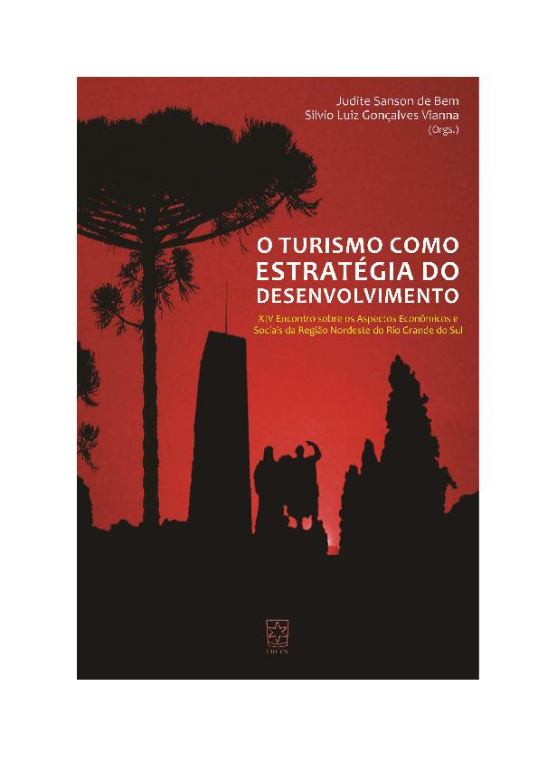 2016 - Bem   Vianna - O Turismo como estratégia de desenvolvimento ... 16af15235b