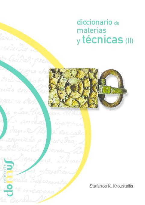 fd78c20d556c PDF) Tesauro y Diccionario de Técnicas.pdf