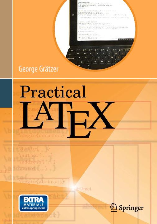 PDF) George Grätzer   salim khan - Academia edu
