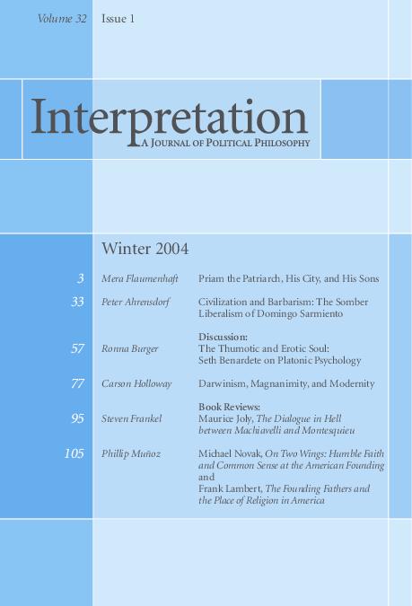 PDF) Civilization and Barbarism.pdf | Peter J Ahrensdorf ...
