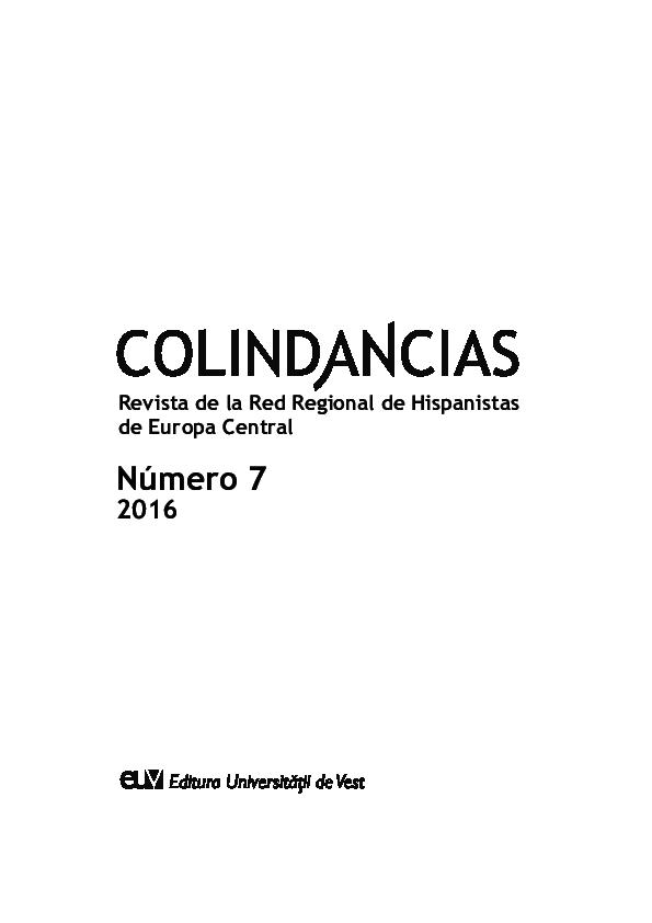 Pdf Adolfo R Posada Co Ed Colindancias Vol 7