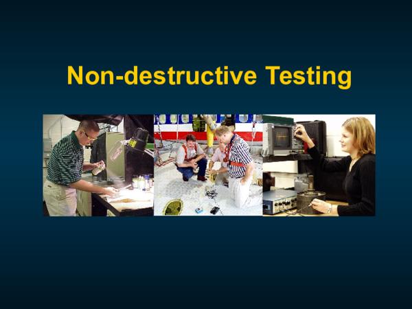 PPT) Non-Destructive Testing   akshay arora - Academia edu