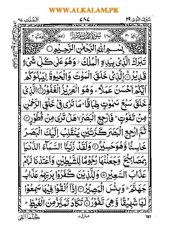 Pdf Surah Al Mulk Pdf Hanis Syahirah Bt Haizam