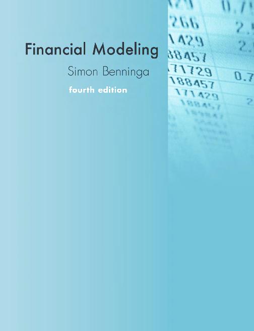 PDF) Financial Modeling 4th pdf | Minh nd - Academia edu