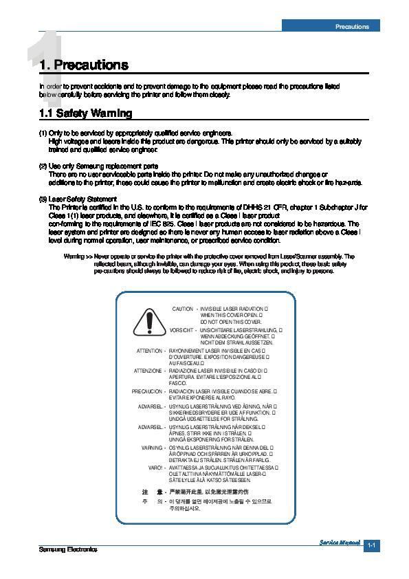 PDF)  Precautions | Lech Sędłak - Academia edu