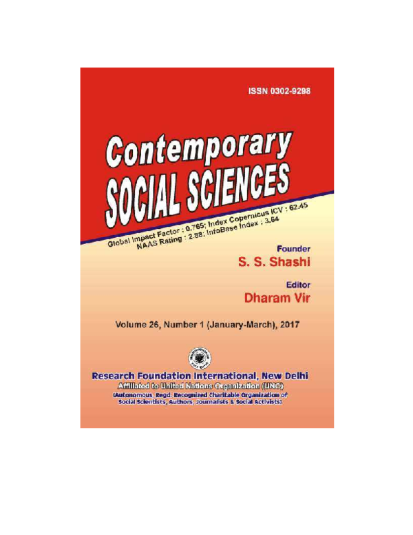 PDF) Soft-Copy-CSS-2017 (1) pdf | Jnd Meerut and Tika Gautam