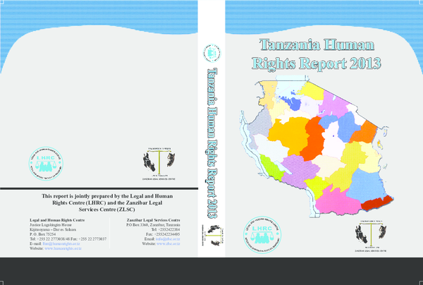 PDF) This report is jointly prepared by the Legal and Human