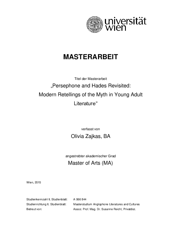 Myth pdf e the revisited