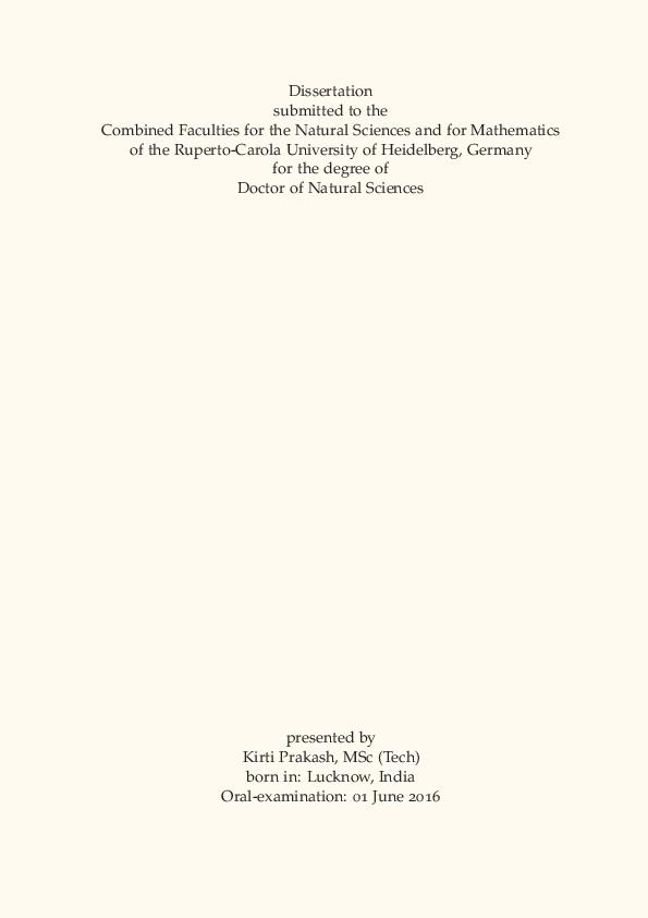 erwin thoma dissertation