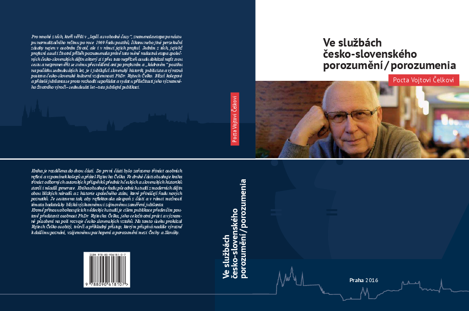 3cc12f89a2a09 PDF) Ve službách česko-slovenského porozumění / porozumenia | Ivan ...