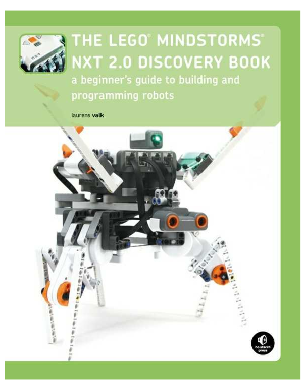 the lego mindstorms nxt 2.0 discovery book free pdf download