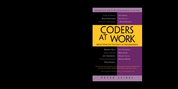 PDF) Coders at work | Saidul Alom - Academia edu