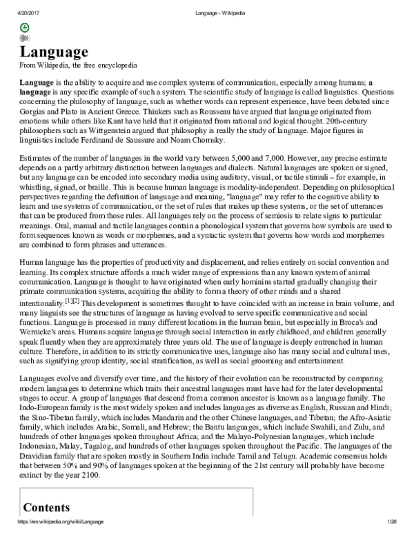 PDF) Language Wikipedia | Mehedy Hasan Rafi - Academia edu