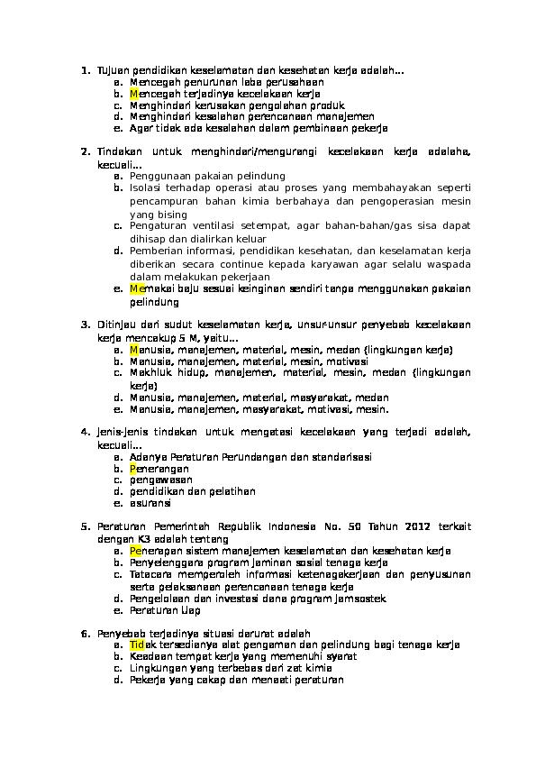 Doc Soal Etika Kelas X Rahayu Siti Academia Edu