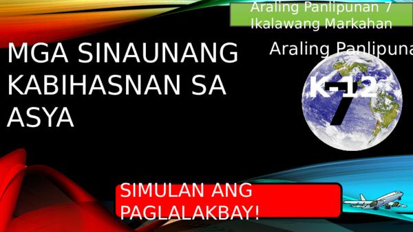 PPT) Modyul6mgasinaunangkabihasnansaasya demo phpapp