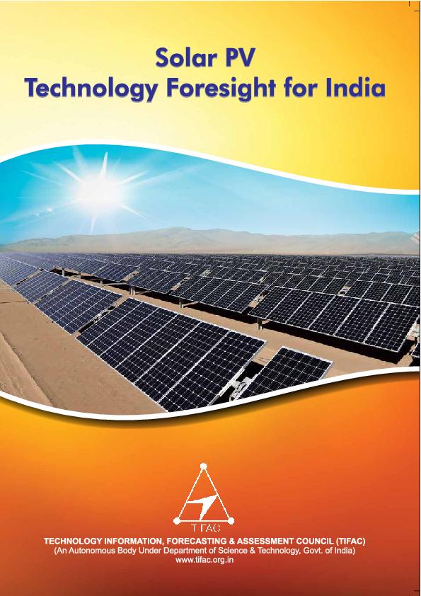 PDF) TIFAC Solar PV TF Report final version | Smriti Jain - Academia edu