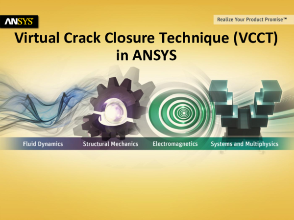 PDF) Virtual Crack Closure Technique (VCCT) in ANSYS   mall