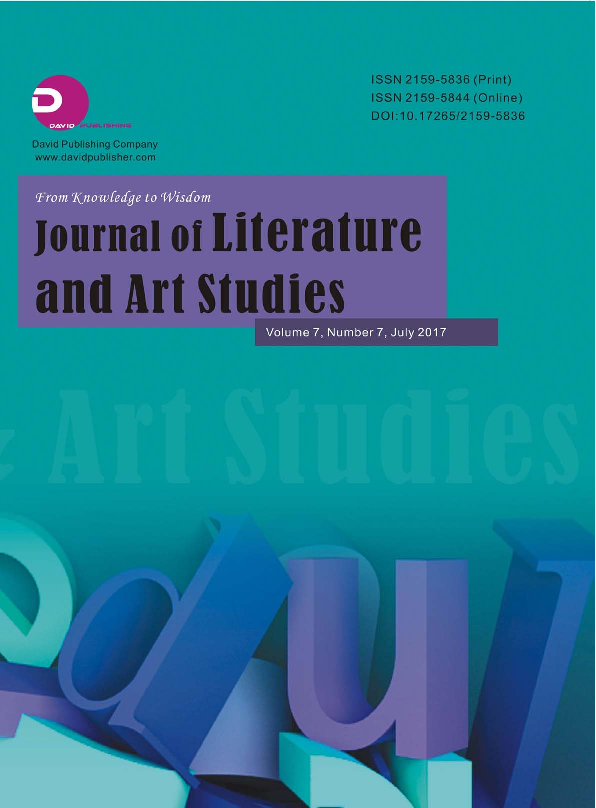 PDF) Journal of Literature and Art Studies Vol.7 Issue 7 July 2017 ...