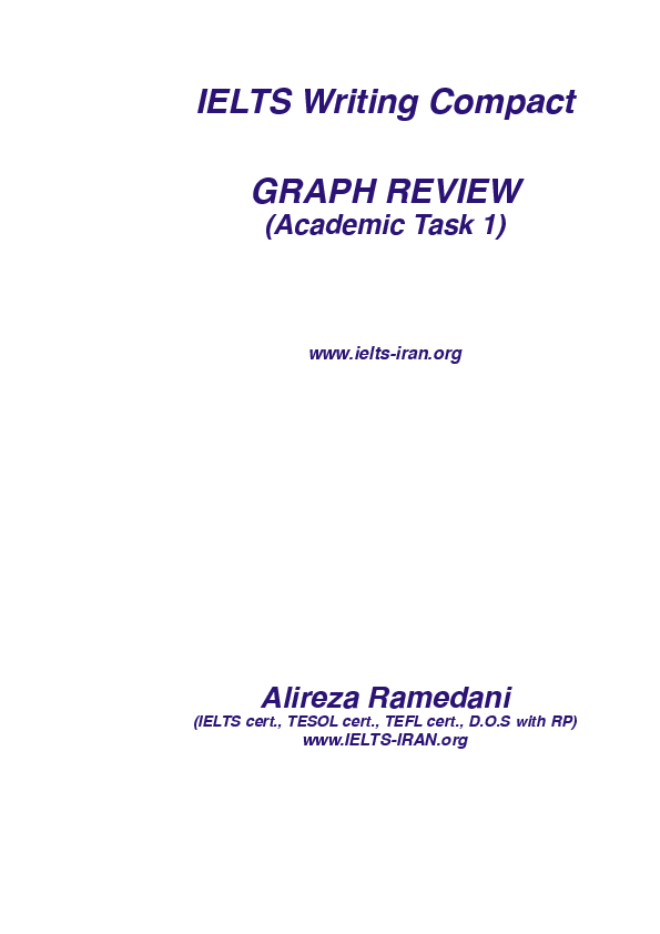 PDF) IELTS Writing Compact GRAPH REVIEW (Academic Task 1 | Ngoc
