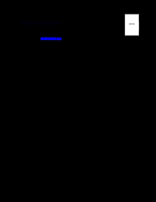 DOC) CURICULUM VITAE Datos Generales | midwar bryam