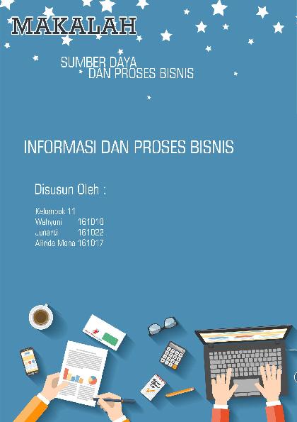 (PDF) Makalah Sumber daya dan proses Bisnis.pdf | wahyun ...
