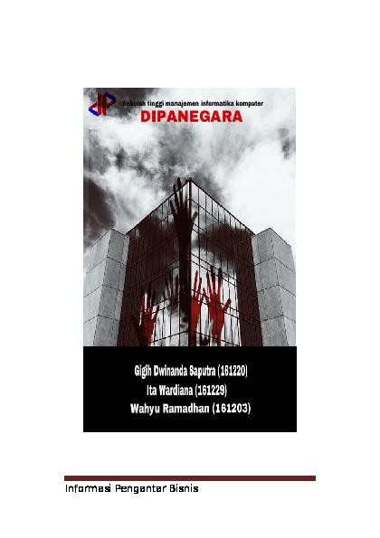 DOC) Informasi dan Proses Bisnis | Eggi Dwinanda - Academia edu
