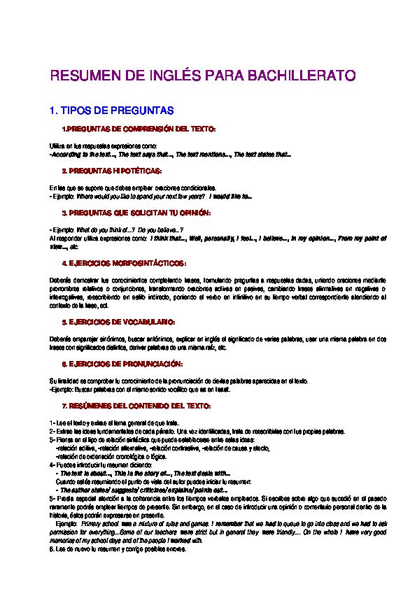 ejercicios demostrativos en ingles pdf
