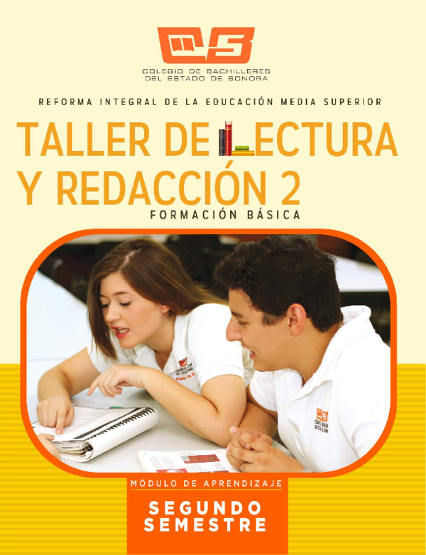 Pdf Taller De Lectura Y Redacción 2 Ebeth Teco Academia Edu