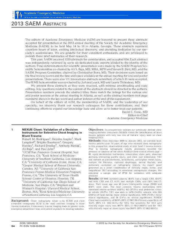 PDF) Child in Hand - A Hazard Identification, Vulnerability