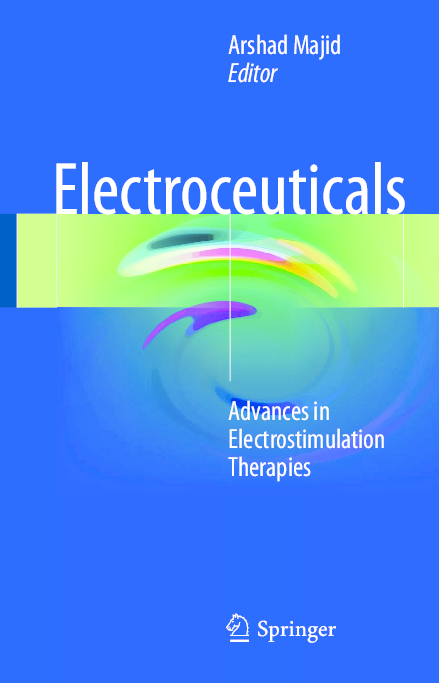 PDF) Book Chapter in Electroceuticals (Editor Arshad Majid