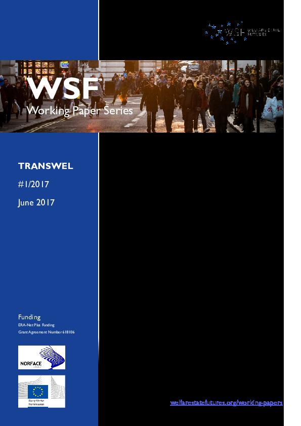PDF) Intra-EU Mobility and Portability of Social Security