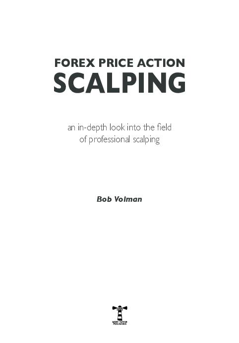 Bob volman forex scalping ea forex directory org