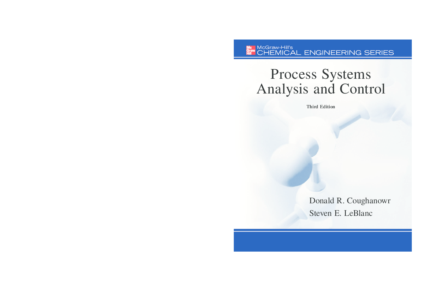 PDF) Process Systems Analysis and Control - Donald R