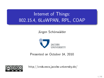 PDF) Utwente 6lowpan rpl coap | Minh Phuong Dang - Academia edu