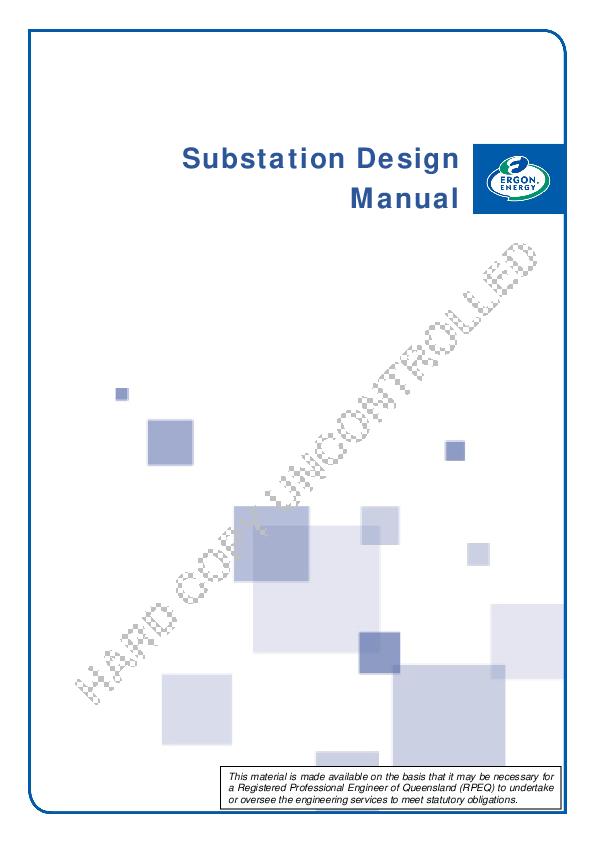 PDF) Substation Design Manual | shally gupta - Academia edu