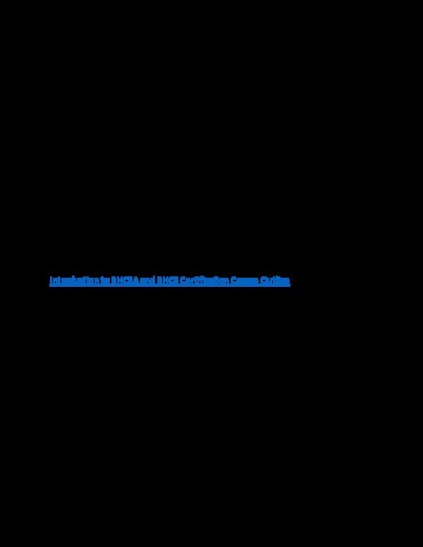 DOC) RHCSA and RHCE Certifications docx | Tech Tutorials