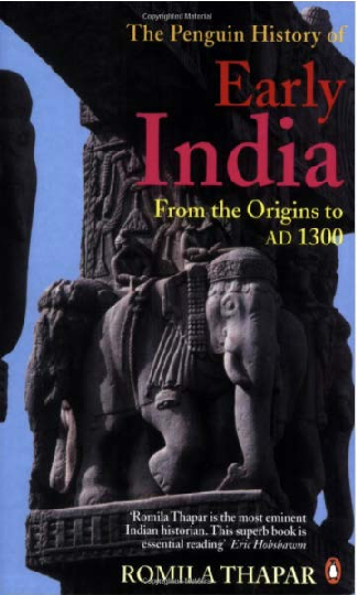 PDF) Early India from the Origin to AD 1300 - Romila Thapar