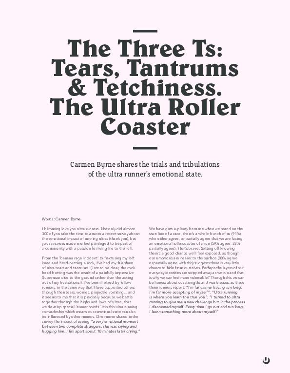 The Three T s  Tears 3a4847d2bb874