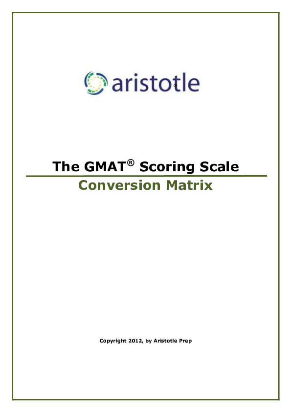 Gmat Sentence Correction Grail 3rd Edition Pdf