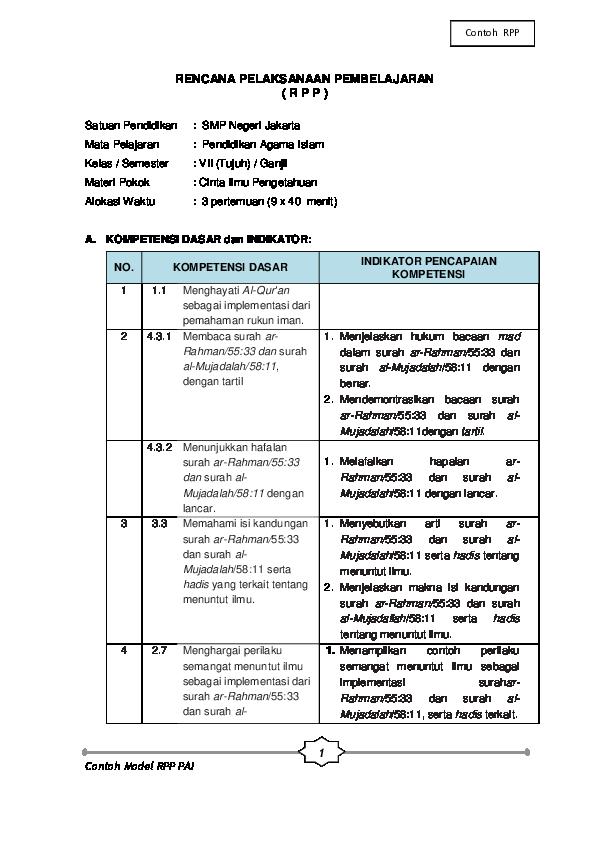 Doc Rpp Bab Sman2 Sigli Academiaedu