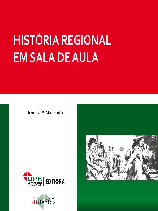 PDF) Historia Regional em sala de aula.pdf   Ironita Policarpo ...