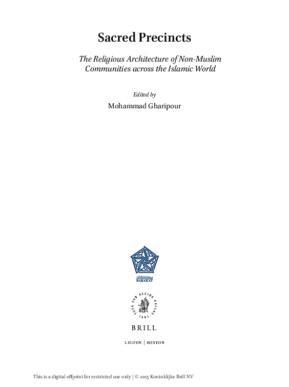PDF) Khidr and the Politics of Translation in Mosul Mar