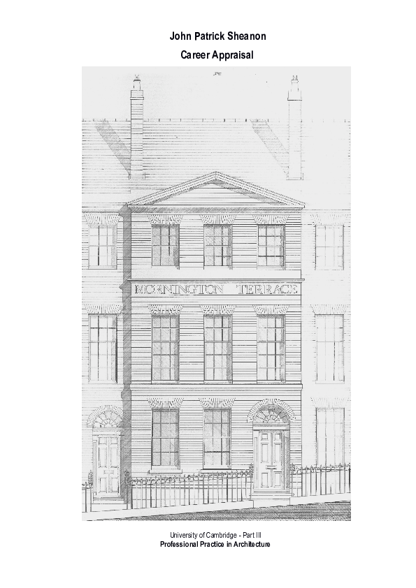 Pdf Professional Practice In Architecture John Sheanon Academia Edu