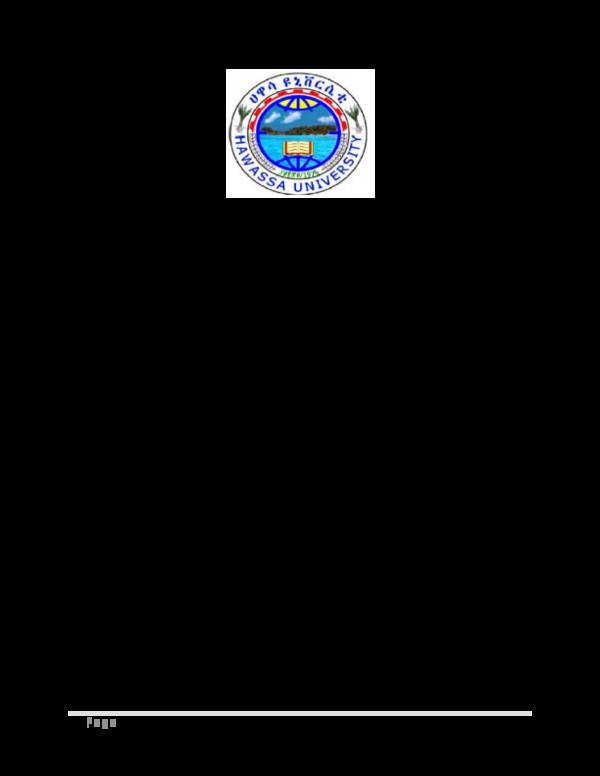 DOC) amended proposal docx | surafel tamiru - Academia edu