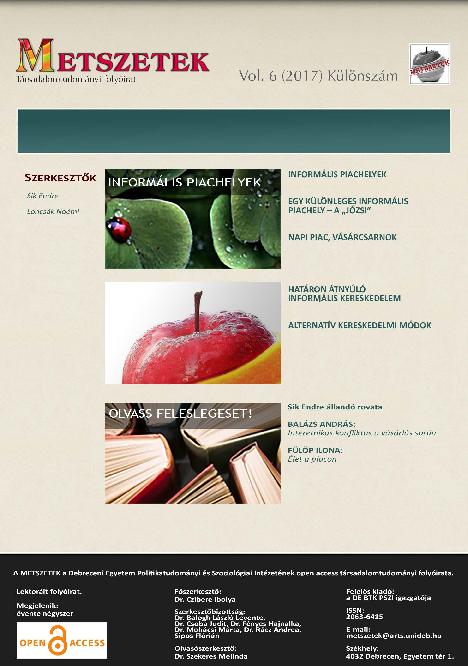 c1f09f720b PDF) Informális piachelyek | Endre Sik - Academia.edu