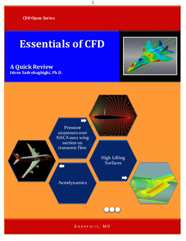 PDF) Essentias of CFD | Ideen Sadrehaghighi - Academia edu