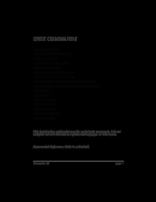 PDF) Unix cmd | Parul Jain - Academia edu