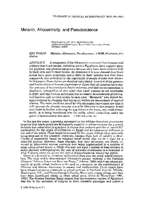 afrocentricity pdf