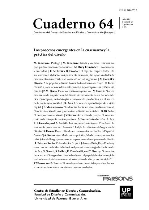 new style bbdd5 ba3c7 PDF) Cuaderno 64- Design-entrepreneurship in the post-recession ...