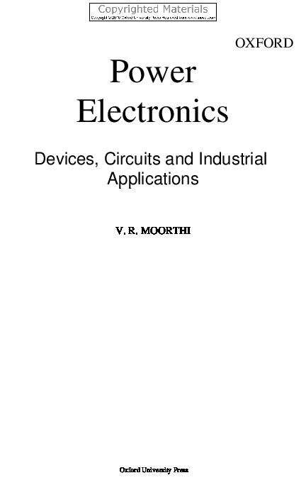 Pdf electronics devices circuits